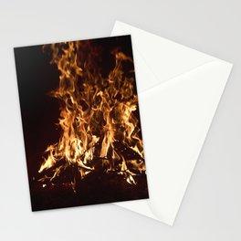 September Bonfire Stationery Cards