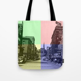 Baltimore St., Cumberland, Md. Tote Bag