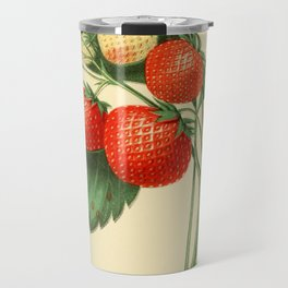 THE BOSTON PINE STRAWBERRY Travel Mug