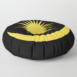 Ichimonji Clan Kamon Floor Pillow