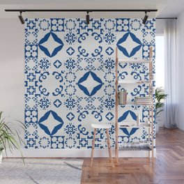 Moroccan pattern Wall Mural