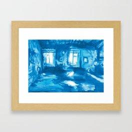 Inner Room Framed Art Print