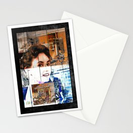 Nuclear Patio And Nothing Went Wrong Stationery Cards