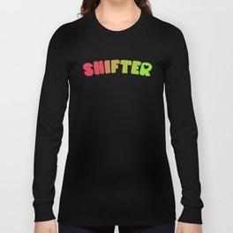 Shifter (Aroflux) Long Sleeve T-shirt