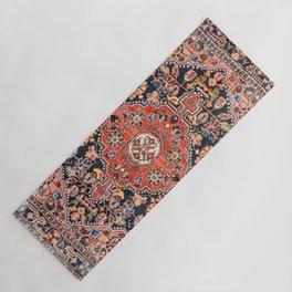 Djosan Poshti West Persian Rug Print Yoga Mat