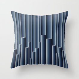 Night concert Throw Pillow