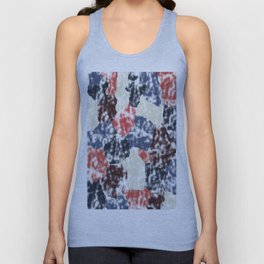 Abstract 189 Unisex Tank Top