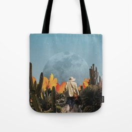 FLOWER BOY Tote Bag