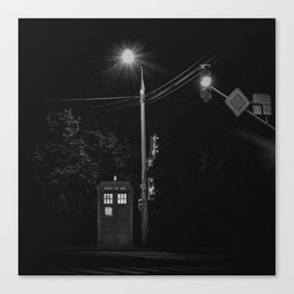 Anytime Anywhere - Pop Culture Poster Canvas Print
