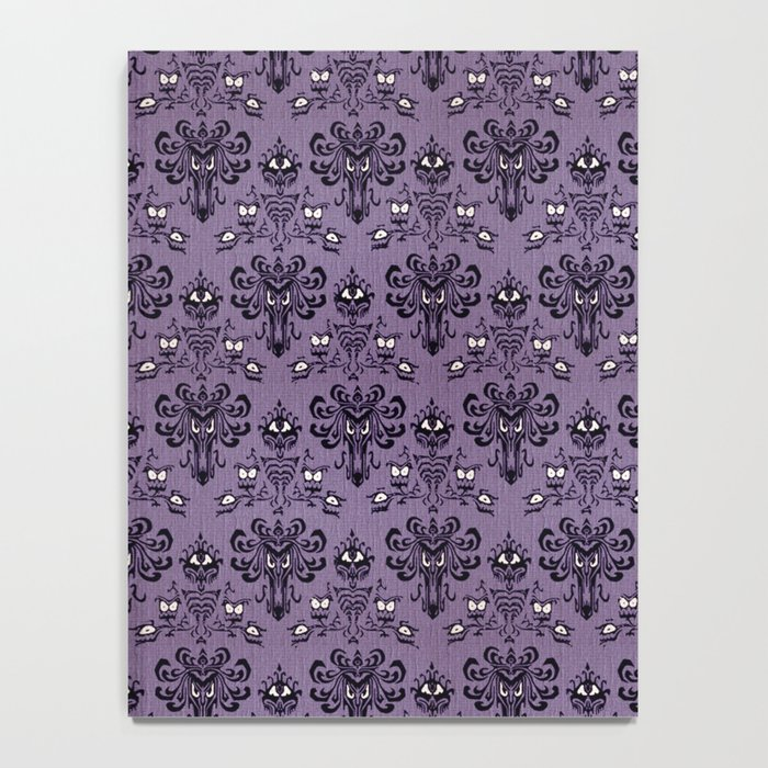 The Haunted Mansion Notebook