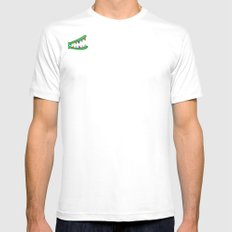 Cocó Mens Fitted Tee SMALL White
