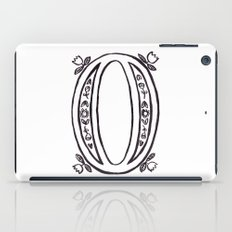 O is for iPad Case