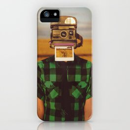 I See What You See iPhone Case