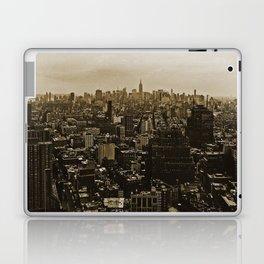 New York Skyline 3 Laptop & iPad Skin