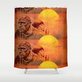 Marlon Brando - original Shower Curtain