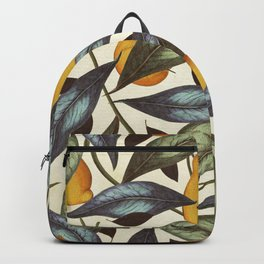 Lemons, Oranges & Pears Backpack