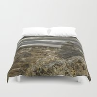 scotland Duvet Covers featuring Scotland by Miguel Cardoso