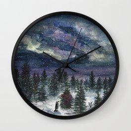 Reunited Wall Clock
