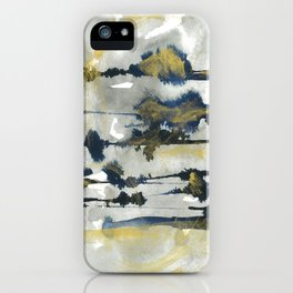 work on your hustling moves iPhone Case