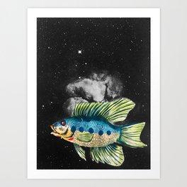Erikcuda Art Print