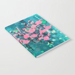 :: Flamingos Among Us :: Notebook