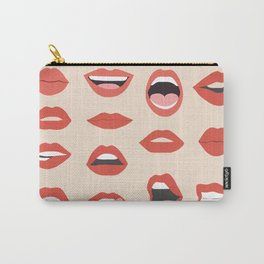 Lips III Carry-All Pouch