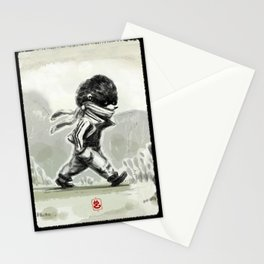 Horace, quietly wandering Stationery Cards