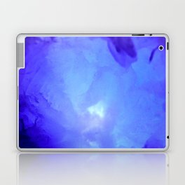 Textures (Blue version) Laptop & iPad Skin