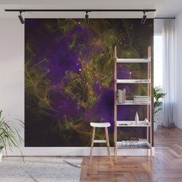 Nebula System Wall Mural