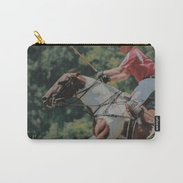 Pinto Polo Pony Carry-All Pouch