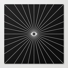 Big Brother (Inverted) Canvas Print