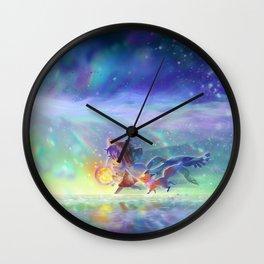 OneShot - Niko, Rue, and you Wall Clock