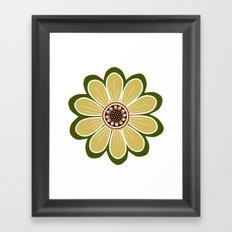 Flower 21 Framed Art Print