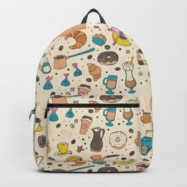 Spicy coffee Backpack