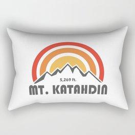 Mt. Katahdin Rectangular Pillow
