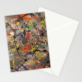 Funky Emotions Stationery Cards