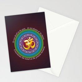 OmPresence Stationery Cards