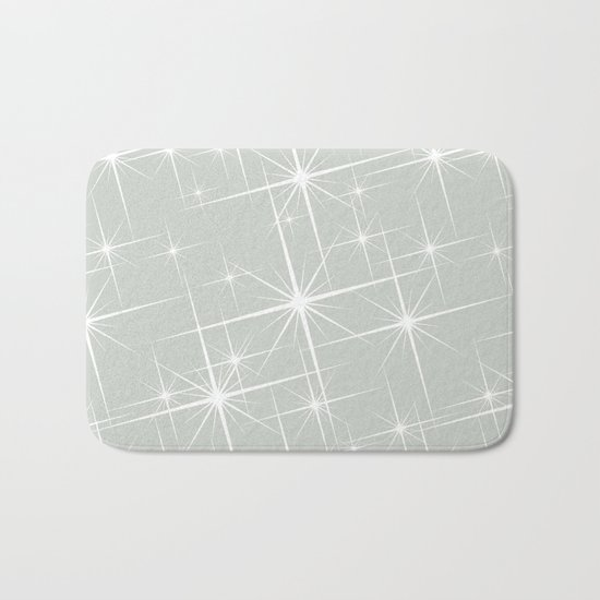 Glitter Sea Salt Bath Mat