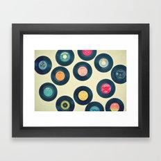 All of Our Yesterdays Framed Art Print