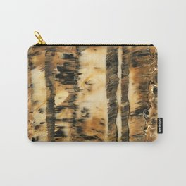 Day Trees #abstract #Society6 #trees  Carry-All Pouch