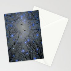 The Sight of the Stars Makes Me Dream Stationery Cards