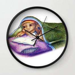 Activist Art: Light up the Night Wall Clock