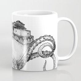 Genius Loci Octopus Coffee Mug