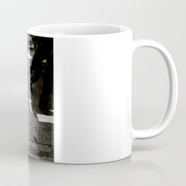 Look Right Coffee Mug
