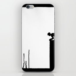 The Up Drip iPhone Skin