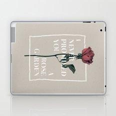 I BEG YOUR PARDON... Laptop & iPad Skin