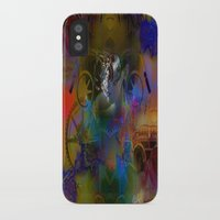 steam punk iPhone & iPod Cases featuring Steam Punk by Tami Cudahy