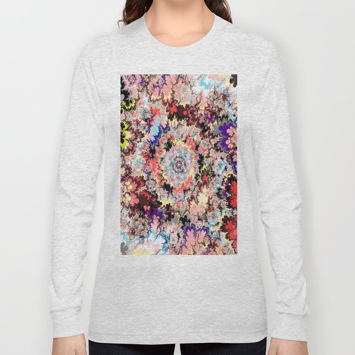 fire gate III d Long Sleeve T-shirt