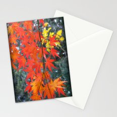 November maple Stationery Cards