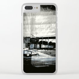 Jane Says Clear iPhone Case